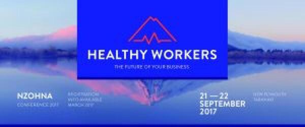 "image of NZOHNA Conference: ""Healthy Workers – the future of your business""."